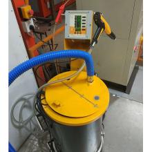 Automatic intelligent duster equipment