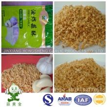 Gebratene Knoblauch-Granulate Von Jinxiang Hongsheng Knoblauch-Produkte
