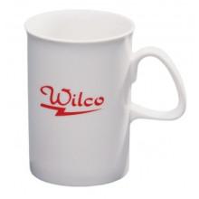 Taza de la llamarada, taza de café 10oz