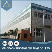 Metal Frame Multifunctional Prefabricated Hotel Building