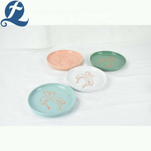 High quality dinnerware dinner plate sets ceramic