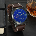 MCE Leather Mechanical Man Watches