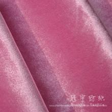 Tecido de veludo pilha curta para o sofá