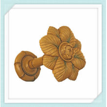 Бамбуковая цветочная занавеска