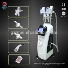 Lipo caliente + cryolipolysis de la cavitación / cryolipolysis que adelgaza la máquina / China supplier TM-918B