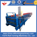 YF Rusia Desain Panel Atap Roll Forming Machine