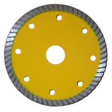 Lâmina de diamante de Turbo para o granito (SUGSB)