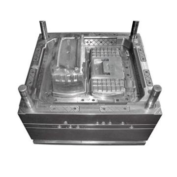 Projeto de moldes de moldes personalizados para caixas de moldes de injeção