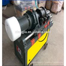 machine de rouleau de fil de coupleur de rebar LGB 40X