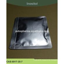 Supply High quality Inositol/myo inositol powder(myo-inositol)