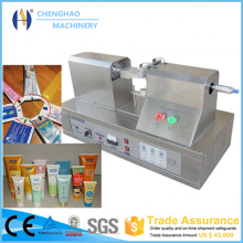 Ultrasonic Plastic Toothpaste Tube Sealing Machine