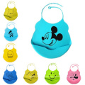 Easy Cleaning Silicone Bibs for Baby/Child/Kids
