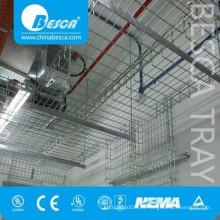 2018 новый стиль Besca поставщики стальных системы подноса кабеля ячеистой сети ул НЭМА