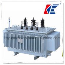 Transformateur de distribution; Certification Kema de transformateur de puissance; Centrale électrique; Eaf Transformer; Transformateur de four