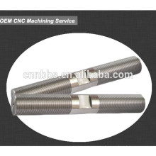 Precision machined forged shaft for fiat tractor spare parts