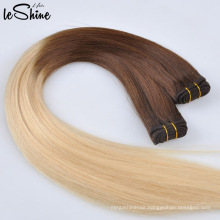 100% Real Human Unprocessed Hair Weft