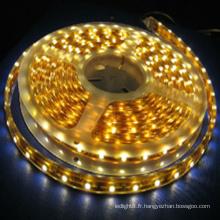 Lampe bande 5050 à LED non étanche et haute qualité de 5 mètres avec 2 ans de garantie