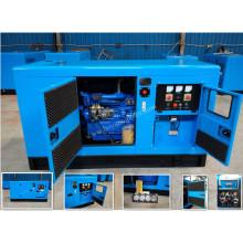 Motor diesel del silenciador del motor chino Motor diesel determinado del generador (20KW ~ 200KW)