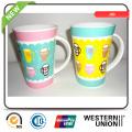 Wholesale Glaze Ceramic Mug with Handle for Coffee