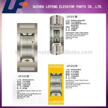 Glass Panorama Villa Ascenseur ascenseur / ascenseur panoramique ascenseur panoramique