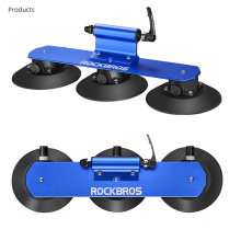 Rockbros Bicycle Rack, Travel Roof Rack, Car Roof Suction Cup Rack