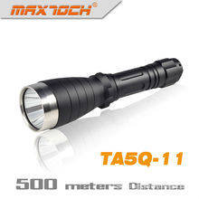 Maxtoch TA5Q-11 Deep Reflector Long Range LED 18650 Q5 Torch