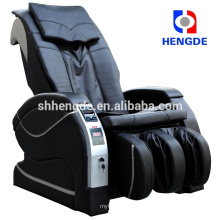New executive 3D reclining touch screen bill operated 3d massage chair