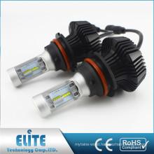 G7 automobile led lights 4000lm 6500k 40w ZES 9004 hb1 9007 hb5 led headlight bulb
