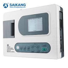 Electrocardiógrafo electrocardiográfico ECG con ultrasonido cardíaco SK-EM101