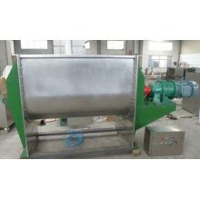 2017 WLDH series Horizontal ribbon mixer, SS high capacity blender, horizontal electric feed grinder