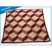 Cobertor de lã de lã única geometria
