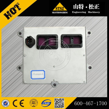 Peças Komatsu BR380JG triturador SAA6D107E conjunto do controlador 600-467-1700
