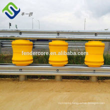 Factory highway guardrail Road safety roller barrier
