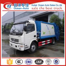 5cubic metros compacta camión de basura