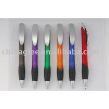 plastic ballpoint pen