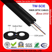 FTTH 1-4 Kern-Innentropfen-Faser-optisches Kabel