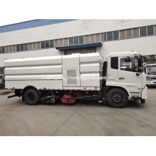 Road Floor Cleaning automatic Sweeper Vehicle