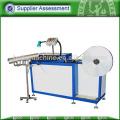Flexible aluminum conduit forming machine