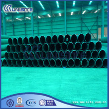 Longitudinal welded steel pipes