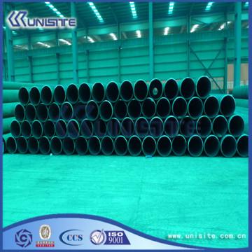 Longitudinal welded steel pipes