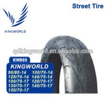 pneu de pneu moto tubeless 120/70-17