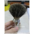 Customer Made Black Badger Hair Shaving Brush