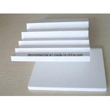 Feuille de mousse de PVC / feuille libre de mousse de PVC / panneau de mousse de PVC