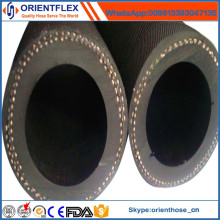 Резиновый шланг для бетона с теплоизоляцией из проволочной сетки