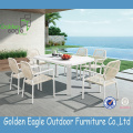 Hot Selling Outdoor Aluminium Frame Polywood Furniture