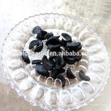 Organic fermented 100g/bottle peeled black garlic for snack