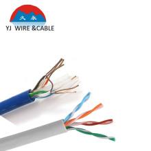 LAN-Kabel UTP CAT6 Nicht abgeschirmtes verdrehtes Kabel, Netzwerkkabel Kategorie 6