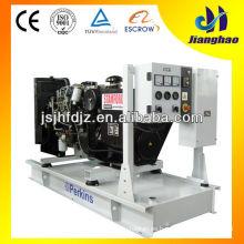 Conjunto de generador eléctrico diesel del generador 100kva de la venta caliente 80kw