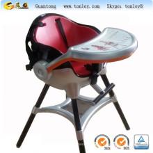 support de chaise en plastique de précision gaufrage les moule en aluminium