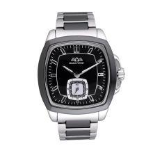 Fabrik-kundenspezifisches Logo alle Edelstahl-Mode-Mann-Uhr